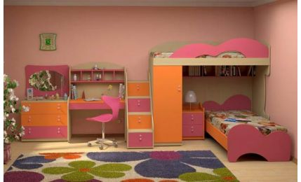 купить мебель в детскую комнату киев украина интернет магазин